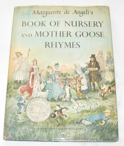 Marguerite Angelis Nursery Mother Rhymes product image