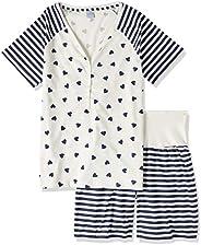 Conjunto de pijama PIJAMA MM RAGLAN COM SHORTS/RF 020027 PZAMA Feminino