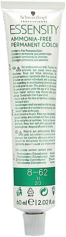 Schwarzkopf Professional ESSENSITY 60 ml, COLOR 8-0