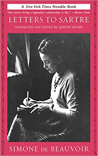 Letters to Sartre [EN] - Simone de Beauvoir