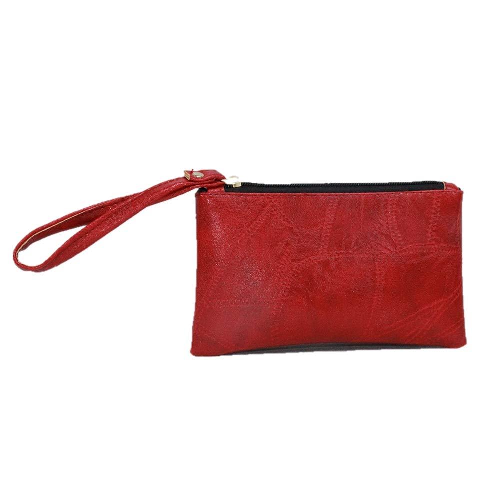 WomenMen PU Leather...