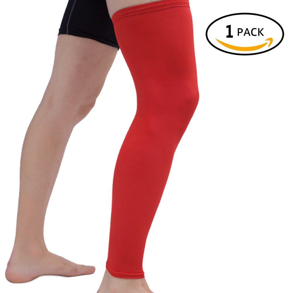 GZP Calf Leg Compression Sleeves, Circulation & Leg Cramp Compression Support Sleeve, Leg Cramps, And Varicose Veins,Running, Jogging, Cycling, Fitness & Exercise Enhanced Performance - Men & Women