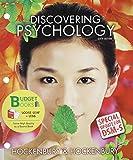 Discovering Psychology with DSM5 Update (Loose Leaf), Hockenbury, Don H. and Hockenbury, Sandra E., 1464163472