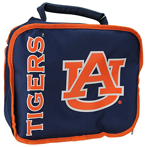 The Northwest Company NCAA Team Logo Sacked Lunch Box (Auburn Tigers)