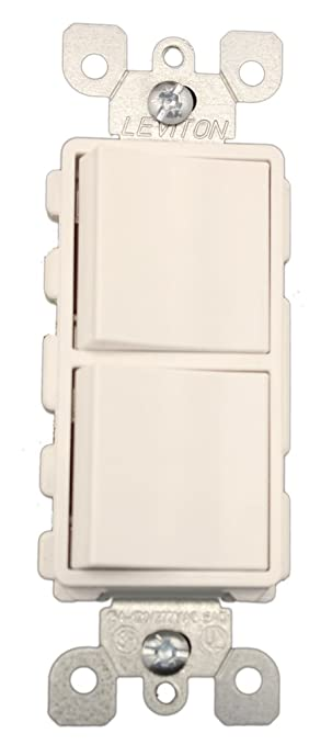 51Akgui4XGL._SY679_ leviton 5643 w 15 amp, 120 277 volt, decora brand style 3 way 3  at n-0.co