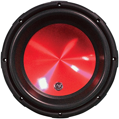 Red 12 Inch 1600 Watt 4 Ohm DVC Woofer Car For Sound System Car Audio Woofers