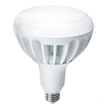 100 Watt Indoor Flood Light Bulbs: Kobi Electric K5L2 27-watt (150-Watt) BR40 LED 5000k Cool White,Lighting