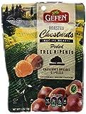Gefen Whole Chestnuts Peeled Roasted Kosher Chestnuts - 5.2 Oz (Pack of 3)