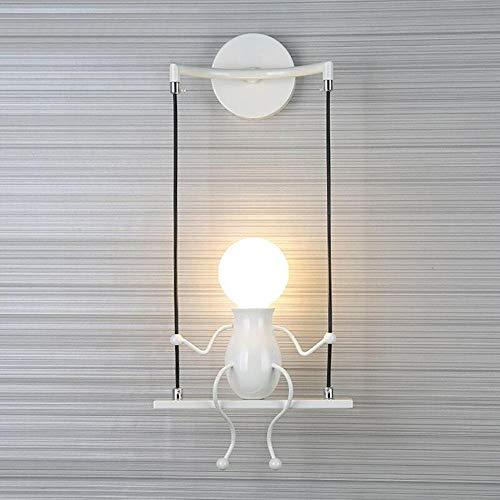Esning 5W Lámpara de pared LED creativa Decoración moderna para ...