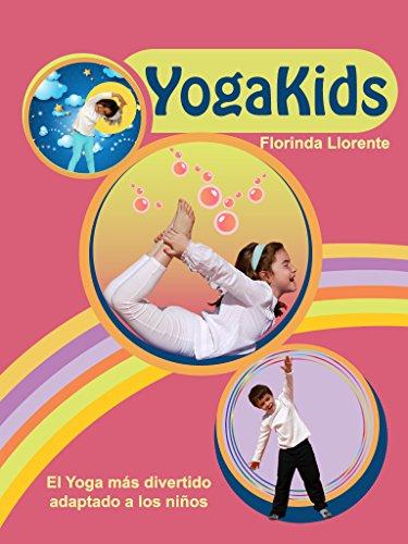 Amazon.com: YogaKids. El Yoga más divertido adaptado a los ...