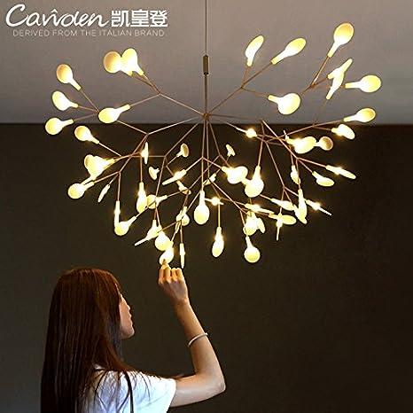 Personalidad creativa de lámpara luciérnaga sale sala ...