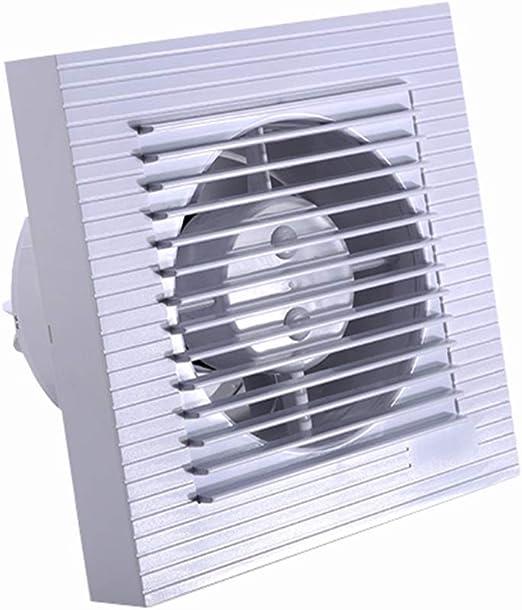 150mm Ventilador Extractor de baño airRoxy Planet Energy, silencioso y de bajo Consumo, Volumen de Aire: 320m³ / h, 18W, Color Blanco: Amazon.es: Hogar
