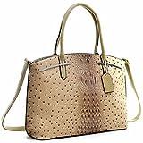MMK collection Women Fashion Matching Satchel handbags with wallet(2526)~Designer Perfect Women Purse and Fall&Winter Style Satchel~ Beautiful Designer Handbag Set (2591-172939HH)