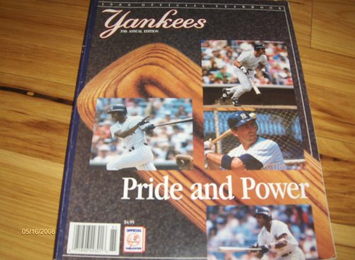 (1988 New York Yankees Official Yearbook Magazine )