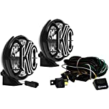 "KC HiLiTES 451 Apollo Pro 5"" 55w Driving Light System"