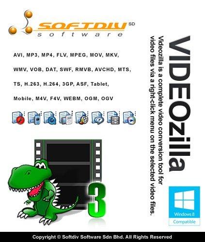 Videozilla Video Converter (Rm Wav Converter)