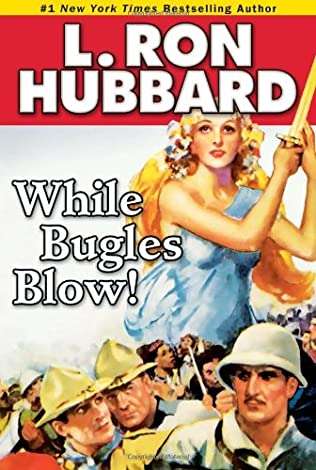book cover of While Bugles Blow!
