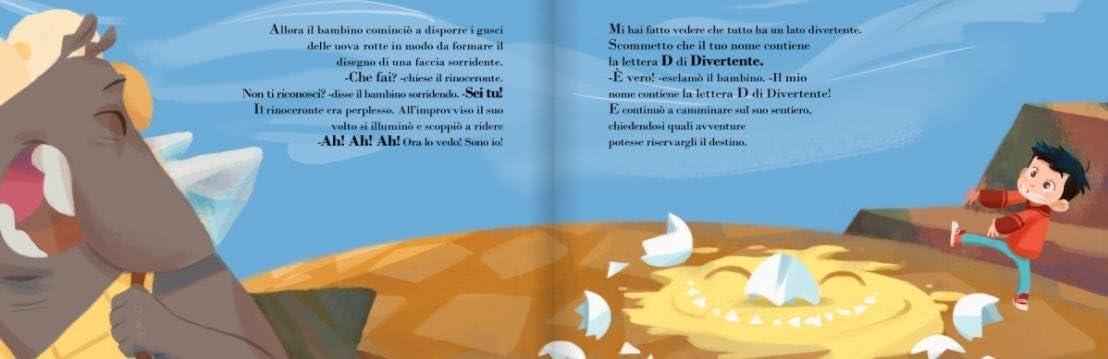Libro bambini personalizzato La magia del mio nome di My Magic Story Regalo per nascita battesimo 1/° giorno di scuola idea regalo per bambine bambini che iniziano a leggere bambini 0-8 anni