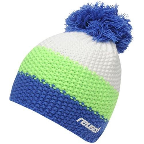 Reusch Noah Beanie Nieve Invierno Calentar Deporte Esquiar Snowboarding Blue