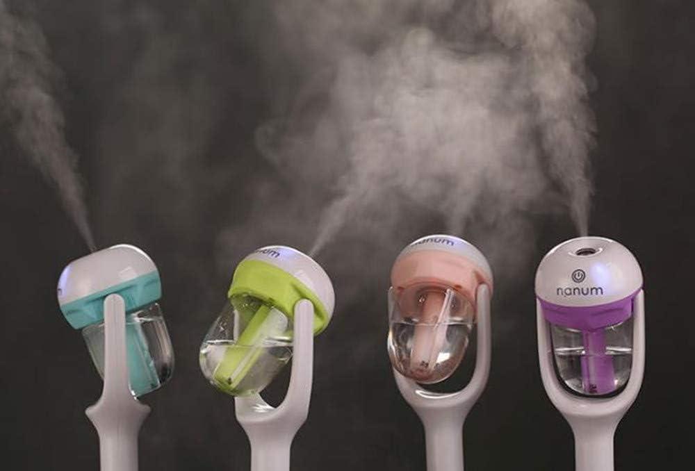Car Humidifier Air Purifier USB Car Steam Humidifier Aroma Diffuser Essential oil diffuser Mist Maker Fogger For Home