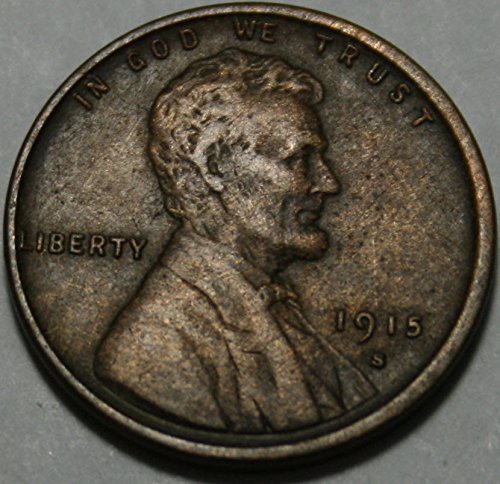 1915 S Lincoln Cent XF40
