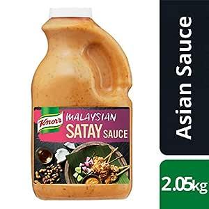 Knorr Malaysian Satay Sauce, Gluten Free, 2 kg