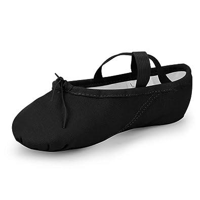 Amazon.com: Soudditur - Zapatillas de ballet de algodón para ...