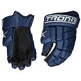 TronX Team LS Hockey Gloves (13 Inch Navy)
