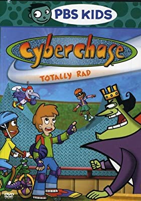 Amazon Com Cyberchase Totally Rad Movies Tv