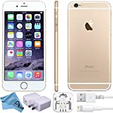 Apple iPhone 6 Factory Unlocked GSM 4G LTE Smartphone (Certified Refurbished) (Gold, 16 GB)