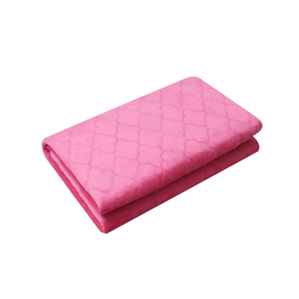 Hanil NHI Electric Blanket Microfiber Heating Bed Pad Winter Mattress Cover Microfiber Pink 220V (S) by HanIl