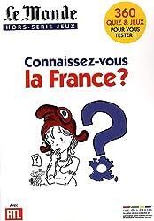 Le Monde, Hors-série jeux : Connaissez-vous la France ?
