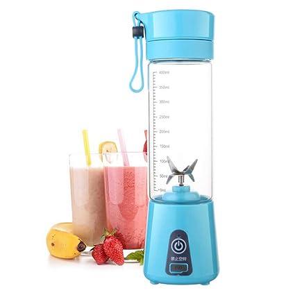 Amazon com: Portable Juicer Blender Household Fruit Mixer