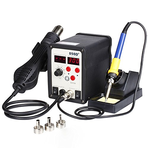 Flexzion Soldering Station Switches Electric