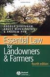 Essential Law for Landowners & Farmers