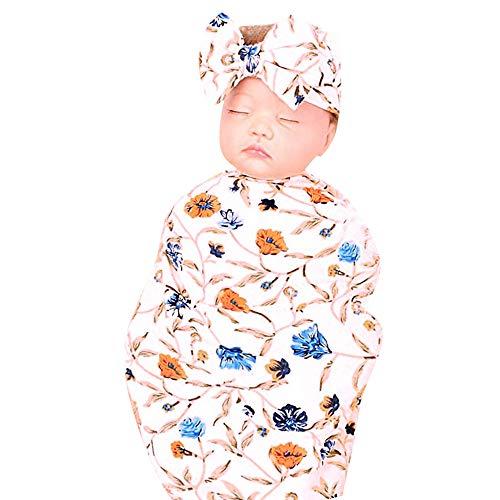 Cartoon Conjunto Blanco Manta Swaddle Bebés Capa Amphia Dormir Bebé Para Diadema Nacido Sleeping Wrap Saco Suave 2pcs De Recién IwqZ0nUBB