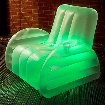 Starlite Presidente Luna ~ inflable silla LED con control remoto ...