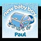 New Baby Boy Paul