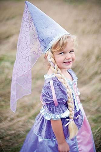 Rapunzel Hat with Braid - Dress-Up by Creative Education (10530)]()