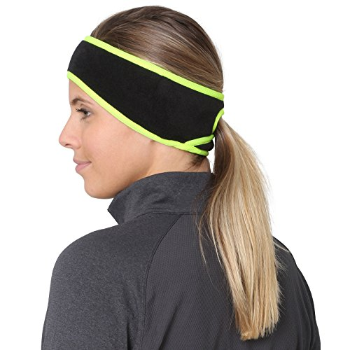 TrailHeads Ponytail Headband Earband Runners