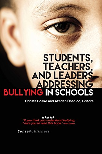Bullying For Teachers (Students, Teachers, and Leaders Addressing Bullying in Schools)