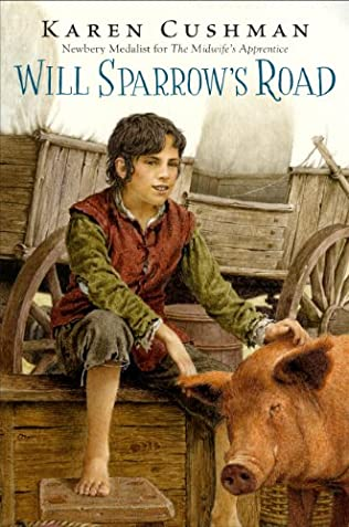 book cover of Will Sparrow\'s Road
