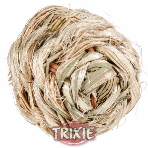 Trixie Grass Ball Bell, 6 Centimetre