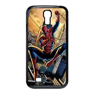 Samsung Galaxy S4 9500 Cell Phone Case Black_Superhero Captain America, Spider Man, Iron Man, Wolverine, ant man, Green Arrow, Batman, Joker Logo (86) Ojqzw