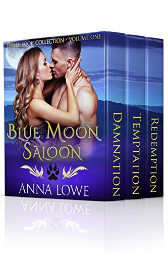 Bargain eBook - The Blue Moon Saloon   Volume 1