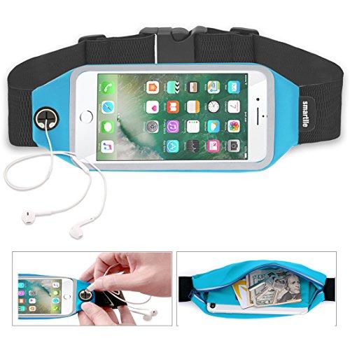 Buy cheap universal sports running workout fitness belt fanny waist pack sweatproof for iphone plus samsung galaxy