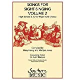 img - for [(Songs for Sight Singing - Volume 2: Junior High/High School Edition Sab Book)] [Author: Dr Ruth Whitlock] published on (December, 1994) book / textbook / text book