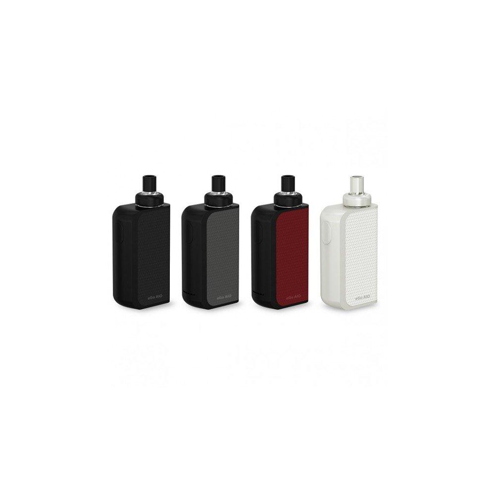 Joyetech - eGo AIO Box - Mientras que Una - Sin Tabaco - Sin Nicotina - Color: Negro y Rojo: Amazon.es: Salud y cuidado personal