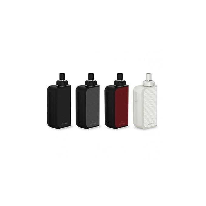 Joyetech - eGo AIO Box - Mientras que Una - Sin Tabaco - Sin Nicotina - Color: Negro y Gris: Amazon.es: Salud y cuidado personal