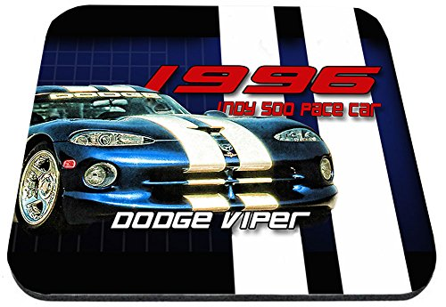 1996-dodge-viper-indy-500-pace-car-mouse-pad